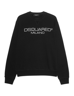 DSQUARED2 DSQ2 Milano Sweater Black