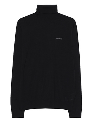 DSQUARED2 Turtleneck Black
