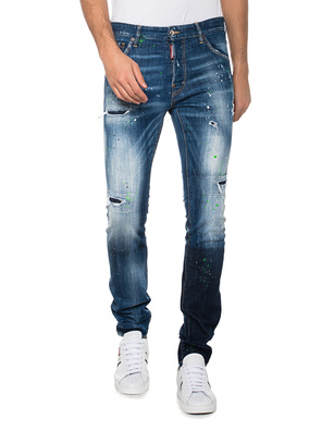 DSQUARED2 Cool Guy Hologram Blue