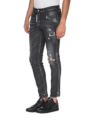 DSQUARED2 Skater Jean Black