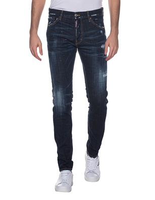 DSQUARED2 Cool Guy Dark Wash Blue