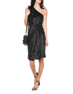 DSQUARED2 Carmen Wrapped Black