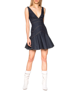 DSQUARED2 Toronto Dress Navy Blue