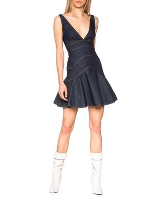 DSQUARED2 Toronto Dress Navy Blue