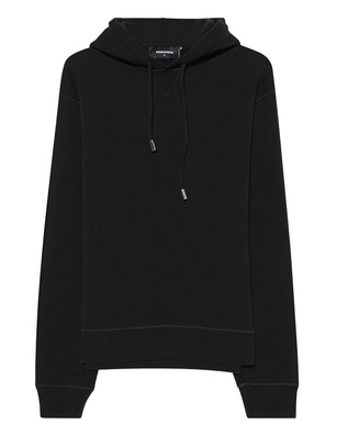 DSQUARED2 Icon Hood Black