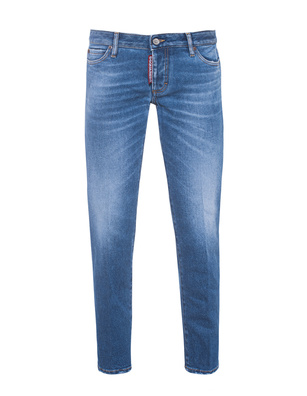 DSQUARED2 Jennifer Cropped Basic Blue