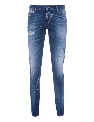 DSQUARED2 Jennifer Medium Wash Blue