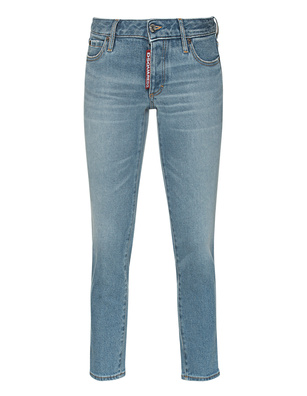 DSQUARED2 Jennifer Cropped Light Blue
