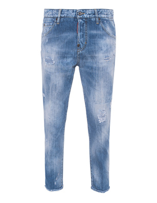 DSQUARED2 Cool Girl Cropped Lace Blue