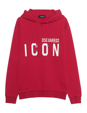 DSQUARED2 Icon Hooded Red