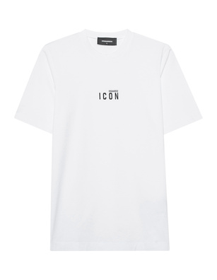 DSQUARED2 Icon Logo White