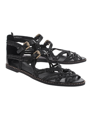 SEE BY CHLOÉ Lux Calf Black