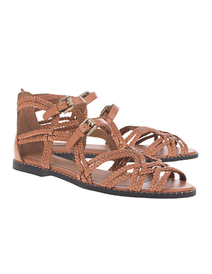 SEE BY CHLOÉ Lux Calf Brown