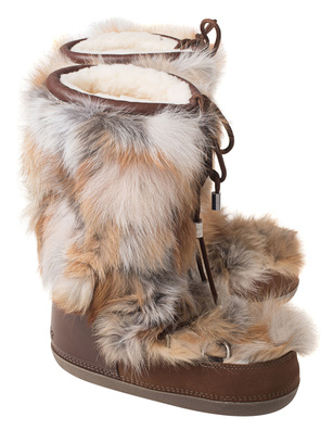 DSQUARED2 Ski Volpe Brown
