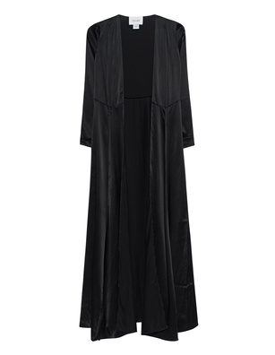 WE ARE LEONE Maxi Silk Black