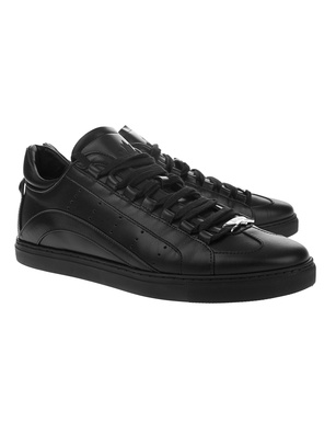 DSQUARED2 Lace Up Black