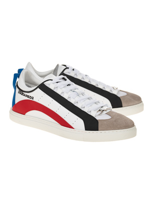 DSQUARED2 Stripe 55 Box Sole Multicolor
