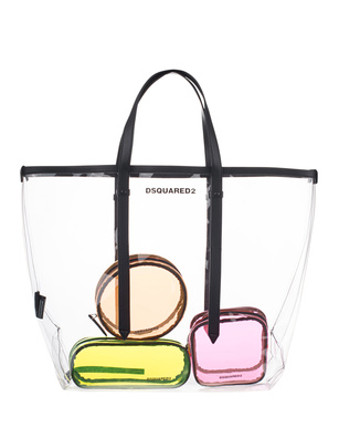 DSQUARED2 Transparent PVC Clear