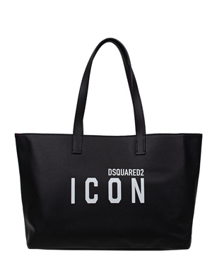 DSQUARED2 Icon Shopping Black