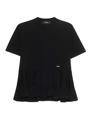 DSQUARED2 Peplum Black