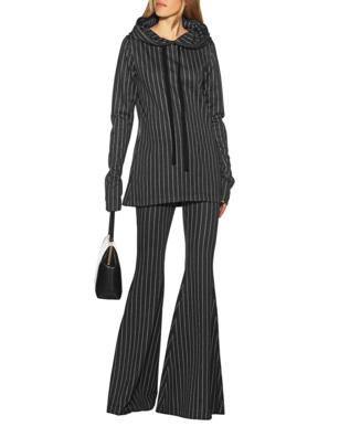 ILAY LIT Pinstripes Suit Grey