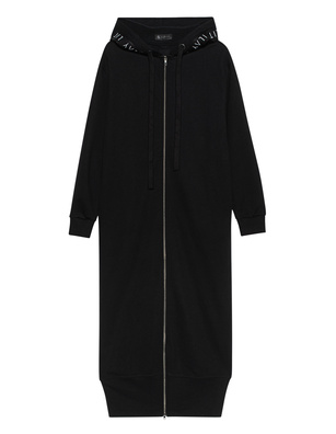 ILAY LIT Long Hood Logo Black