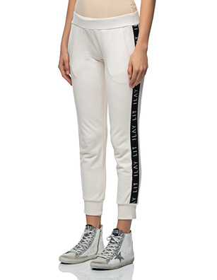 ILAY LIT Jogger Wordings Off White