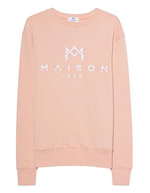 MAISON 030 Logo Stitch Apricot