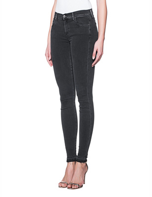 7 FOR ALL MANKIND The Skinny Slim Illusion Washed Black