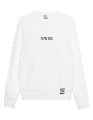 Autry Open Capsule White