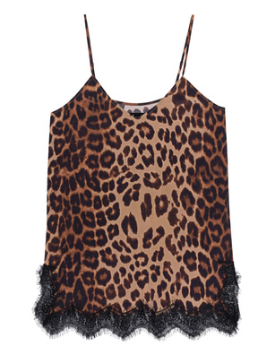 JADICTED Lace Leopard Brown