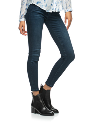 AG Jeans Farrah Skinny Ankle Dark Blue