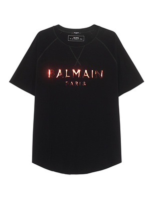 BALMAIN Hologram Black
