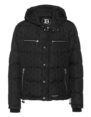 BALMAIN Down Allover Black
