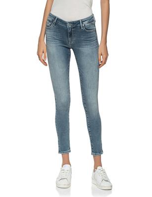 AG Jeans Legging Ankle Super Skinny Blue