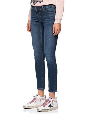AG Jeans Legging Ankle Super Skinny Ankle Blue