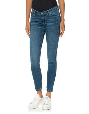 AG Jeans Super Skinny Ankle Blue