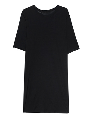 BORIS BIDJAN SABERI Long Open Hem Black