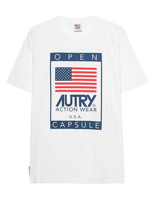 Autry Open Court Capsule White