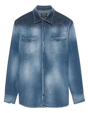 Dondup Denim Pockets Blue
