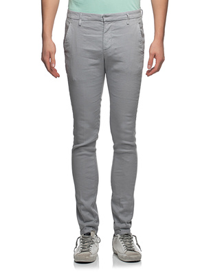 Dondup Gaubert Linen Grey