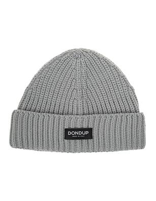 Dondup Logo Knit Grey