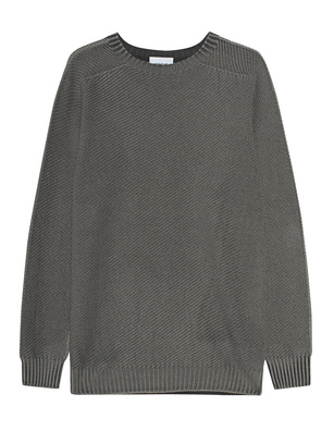 Dondup Knit Wool Grey