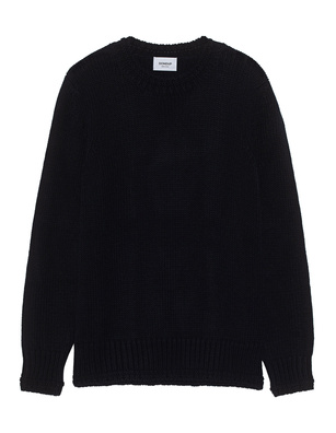 Dondup Knit Ribbed Navy