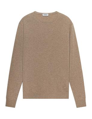 Dondup Knit Wool Cashmere Beige