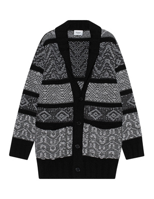 Dondup Knit Woolen Grey