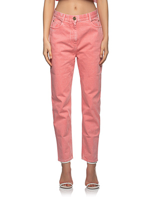 BALMAIN Boyfriend Acid Wash Rose