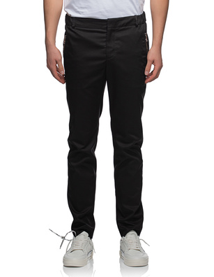 BALMAIN Cotton Elastic Black