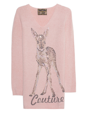 CAMOUFLAGE COUTURE STORK Bambi Sparkling Rose