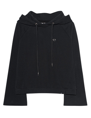 TRUE RELIGION Peace Hoodie Black